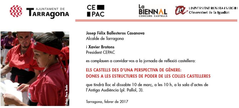 Els castells des d'una perspectiva de gènere